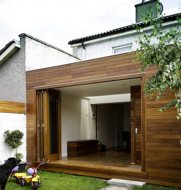 An Extension Is An Opportunity To Make Your Own Design Stamp On Your Home Many Home Owners Are Choosing To Create Interesting Contrast Using A Mix Of Old