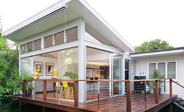 Adding A Deck To Your Extension Gives You An Extra Living Area That Youu0027ll  Use A Lot More Than You Might Think! In Our Great Climate You Can Enjoy  Meals And ...